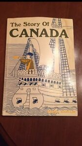 The Story of Canada. Isabel Barclay c. 1974
