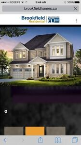 Beautiful detached new executive home in northwest Schomberg