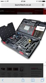 Launch x431 master diagnostic scanner