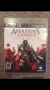 PS3 Assassins Creed II