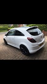 Vauxhall corsa limited edition 1.2 price drop!!!