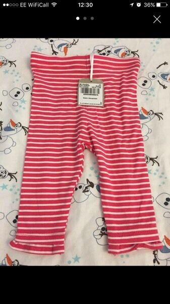 3-6 months baby leggings
