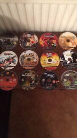 PlayStation 3 Joblot Games