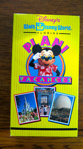 VHS Walt Disney World