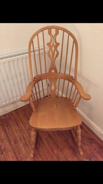 Nursing/ rocking chair