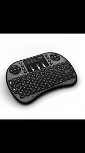 Rii MINI WIRELESS KEYBOARDS BRAND NEW GREAT FOR ANDROID BOXES Kitchener / Waterloo Kitchener Area image 1