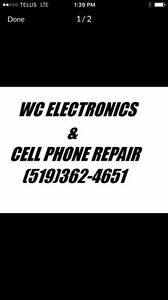 WC Electronics & cell phone repair