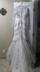 Wedding dress Edmonton Edmonton Area image 3
