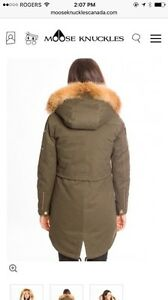Mooseknuckle Sarnia 3-1 jacket size small new with tags West Island Greater Montréal image 3