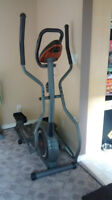 Elliptical Trainer, get fit for Spring!
