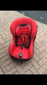 MotherCare, Sport Car Seat Red