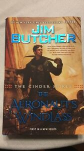 Jim butcher the aeronauts windlass