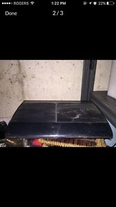 PS3 with 4 games.  London Ontario image 3