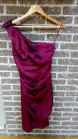 LE CHATEAU PROM DRESS *** ROBE DE SOIRÉE one shoulder size small