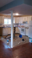 2 bdrm lower in Strathmore - avail. now, dog friendly