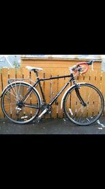 Ridgeback Voyage 50cm steel frame touring bicycle