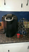 Keurig and Carousel Stand