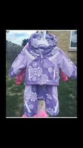 Infant Snowsuit, 6m Columbia Snowsuit