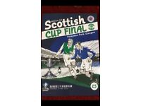 Scottish cup final programme 2016