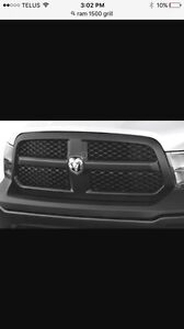 Looking for a 2013-2016 ram grill inserts