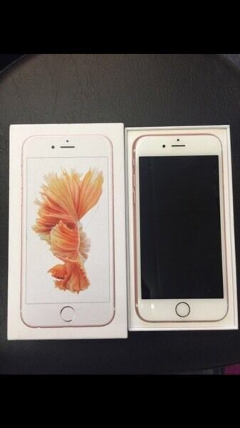 Iphone 6s rose gold 64gbin Bradford, West YorkshireGumtree - Iphone 6s rose gold 64gb unlockedUsed only for 2weeksStill has apple warranty till may 2017No mark or scratches Excellent condition Cash on collection From bd7