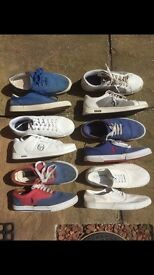 6 Pairs Of Footwear Inc Ralph Lauren & Lacoste