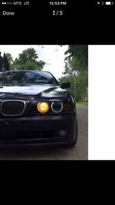 2002 BMW 540i M-package