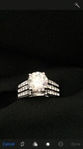 Custom 1.85 Carat Diamond Ring