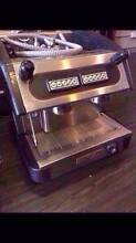 Second Hand Two Group Commercial Compact Expobar Coffee Machine Marrickville Marrickville Area Preview