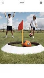 Footgolf - football training - coaching