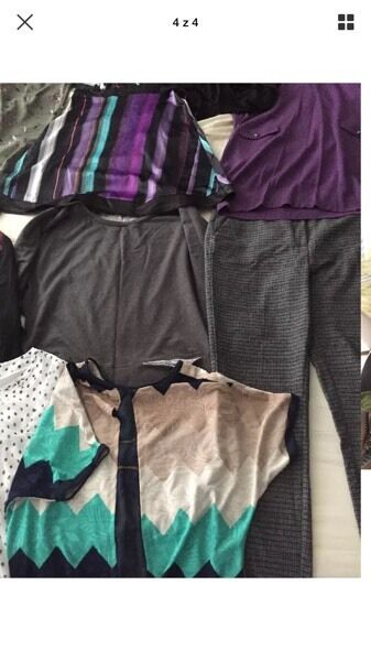 Bundle of lady quality clothes size 12/14