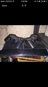 PS3 with 4 games.  London Ontario image 1