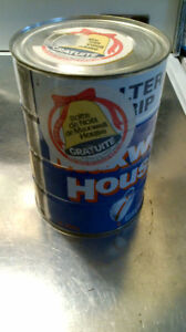 Coffee Can - Sealed but empty Kitchener / Waterloo Kitchener Area image 1