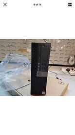 """Dell Optiplex 3040 i5 3.2GHz 8GB Ram 256 SSD With Dell 19"""" Monitor Both brand New Sealed"""