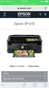 Epson smart all-in-one printer  Kitchener / Waterloo Kitchener Area image 1