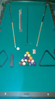 NEW PRICE!! Pool Table - Barely used
