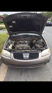 2005 NISSAN SENTRA NEED GONE