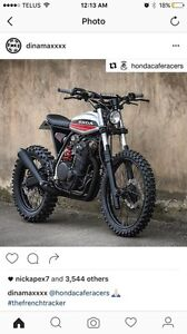 Parting out motorcross bikes all makes and models