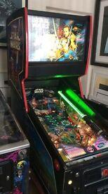 Star Wars Episode 1 Pinball Machine - Williams Pin2000 - Fully Working