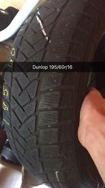 195/60/16 tyre