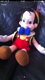 X 10 Disney teddies