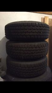 Jeep Tires/Rims Great condition!  London Ontario image 3