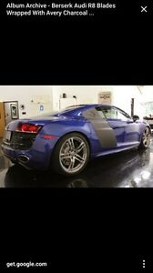 Wanted 2008-2010 Audi R8 manual, private sale only