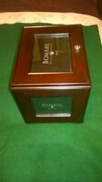 **** 2 - BOMBAY - SOLID - WOOD - BOXES ****