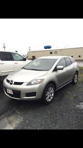 2007 Mazda CX-7 AWD. New Snow Tires!!