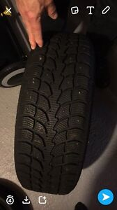 Winter Tires , wheels (5x112, 205/55 R16) (4) St. John's Newfoundland image 2