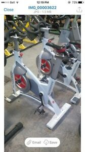 Last two schwinn performance spin bikes. Used