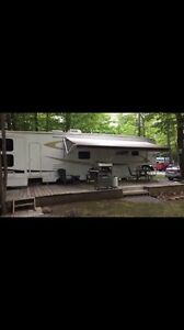 2010 40 foot 5th wheel