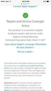 Apple iPhone 6 16GB with warranty March 2017 London Ontario image 4