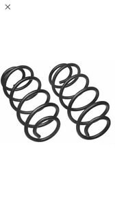 VOLKSWAGEN JETTA BEETLE GOLF COIL SPRINGS FOR REAR !!!